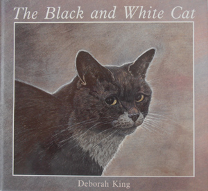 The Black And White Cat